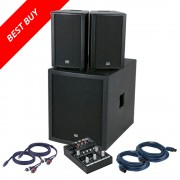 DeBoot Best Buy Compact Sound Gig