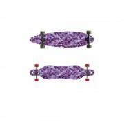 Longboardsticker Camo Purple