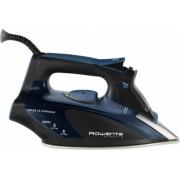 Fier de calcat Rowenta DW5127F1 Focus 2600 W talpa Microsteam 400 Laser jet de abur 190g/min rezervor apa 0.3 L Negru/Albastru