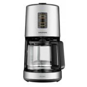 Cafetiera Grundig KM-7280 W, 1000 W, 1.8 l (Inox)