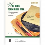 Universal Edition You must remember this...