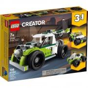 Lego set de construcción lego creator camión jet 31103