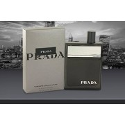 Fulfilled by Wowcher £45.99 instead of £76.01 for a 100ml bottle of Prada Amber Pour Homme EDP - save 39%