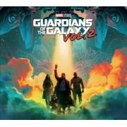Marvel's Guardians of the Galaxy, Vol. 2: The Art of the Movie, Hardcover