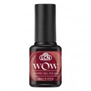 LCN WOW Hybrid Gel Polish Glam & Shine, 8 ml