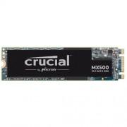 SSD Festplatte Crucial MX500 500GB M.2 2280 SATA 6Gb/s TLC 3D-NAND | CT500MX500SSD4 - 500GB
