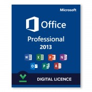 Microsoft Office 2013 Professional Digital Licence