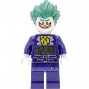 Lego Minifigura de Joker con Reloj Despertador - Batman: La Lego Película