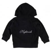 kapucnis pulóver gyermek Nightwish - Logo - Metal-Kids - MK209