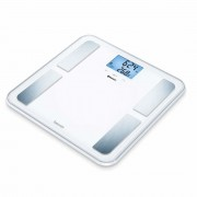Health, Beurer BF 850, Weight, body fat, body water, muscle percentage, bone mass, AMR/BMR calorie display (74824_BEU)