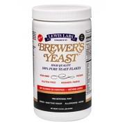 LEWIS LABS Lewis Lab Brewers Yeast Flakes 12.35 oz