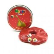 Plastelina Magnetica magnet inclus rosu 6.5 cm