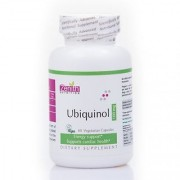 Zenith Nutrition Ubiquinol 100 mg - 60 Veg Capsules