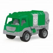 Camion de gunoi Dolu, incarcatorul din spate este functional, 43 cm
