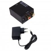Convertor optic - analog (RCA)