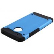Impact Case for Motorola Moto G5 Plus - Motorola Impact Case (Blue/Black)