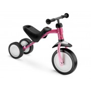 Pukymoto - Springcykel från 1 1/2 år/85 cm - Hallon/Rosa