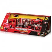 Комплект Бураго Ферари - Камион с кола - BBURAGO, 093044