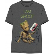 Bioworld Guardians of the Galaxy - I am Groot T-shirt