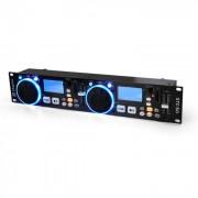 DJ MP3 lejátszó Skytec STC 50, 2 deck, USB és SD portok (Sky-172.797)