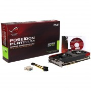 Tarjeta De Video ASUS GeForce Poseidon GTX980 4GB GDDR5 PCI Express SLI POSEIDON-GTX980-P-4GD5