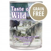 Taste of the Wild Sierra Mountain - 6 x 390 g