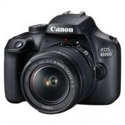 Canon Set: Spiegelreflexkamera mit Objektiv, Tasche und Speicherkarte EOS 4000D Ef-S 18-55 DC-Value