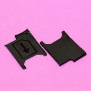 Sim Card Slot Sim Tray Holder Replacement Part for Sony Xperia Z Ultra(PURPLE)