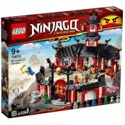 Manastirea Spinjitzu 70670 LEGO Ninjago