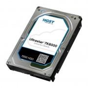 "HDD 3.5"", 4000GB, Hitachi HGST Ultrastar 7K6000, 7200rpm, 128MB Cache, 512N ISE, SATA3 (HUS726040ALA610)"