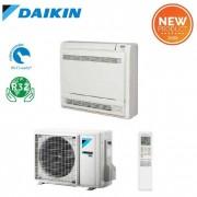 Daikin Climatizzatore Condizionatore Daikin Bluevolution Inverter A Pavimento Serie F 18000 Btu Wi-Fi Ready A++ R-32 Fvxm50f