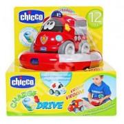 Chicco - charge and drive macchinina telecomandata - pompieri