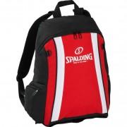 Spalding Rucksack CLASSIC - rot/schwarz/weiß