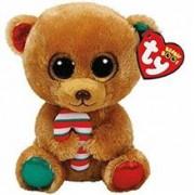 Jucarie De Plus Ty Beanie Boos Bella The Christmas Bear Plush Toy 23Cm