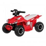 Elektromos quad - 6V, piros - Járművek