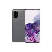 "Samsung Galaxy S20 Plus 128GB SM-G985F 6.7"" Dual Sim LTE Libre de Fabrica (Version Internacional Cosmic Gray) Gris"