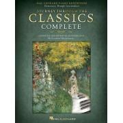 Journey Through the Classics Complete: Hal Leonard Piano Repertoire: Elementary Through Intermediate, Paperback