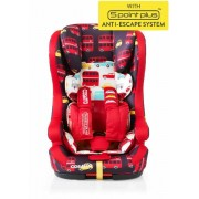 Cosatto Hubbub Isofix Group 123 Anti-Escape Car Seat Hustle Bustle
