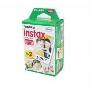 Película Fotográfica Instantánea Fujifilm Instax Mini-Blanco