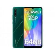 Huawei Smartphone Y6 P (6.30'' - 3 GB - 64 GB - Verde)