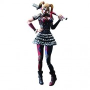 Square Enix Batman: Arkham Knight: Harley Quinn Play Arts Kai Action Figure