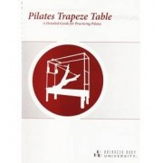 Sissel Manuale B.B.U. Pilates Trapeze Table, inglese