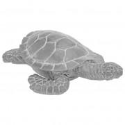 Żółw ogrodowy ozdoba do ogrodu 53 cm figurka