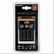 Punjač baterija Panasonic sa 4 bat. eneloop pro AA, 2500mAh 4/1