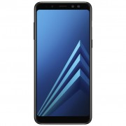 Telefon mobil Samsung Galaxy A8 (2018), A530F, Dual SIM, 32GB, 4GB RAM, 4G, Black