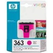 HP 363 Magenta Ink Cartridge for Photosmart, 6ml (C8772EE)