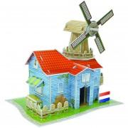 3D Rompecabezas De Pastar 360DSC - Multicolor