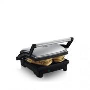 Russell Hobbs Piastra Versatile Con 3 Diverse Funzioni: Piastra Per Panini, Griglia, E Piastra Se Aperto A 180°. Le Piastre Antiaderenti Sono Comodiss
