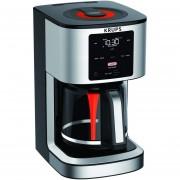 Cafetera Krups Savoy Tecnología 14 Tazas Thermobrew EC422050