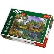 Trefl Puzzle Slagalica Afternoon idila 4000 kom (45005)
